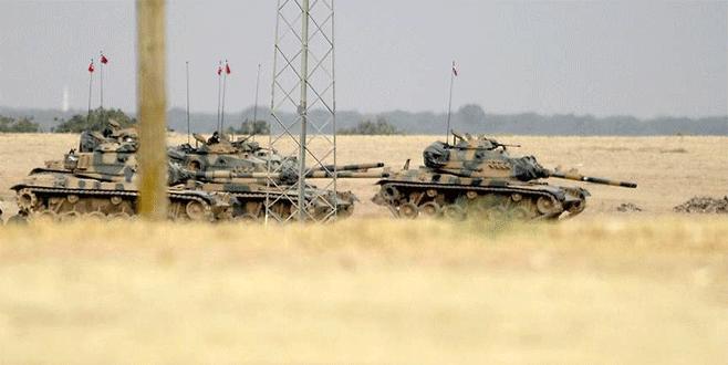 DEAŞ'tan roketli saldırı: 1 asker şehit
