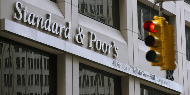 Standard & Poor's Türkiye'nin notunu açıkladı