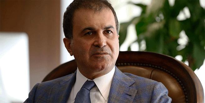 Bakan Çelik'ten AB'ye PKK uyarısı