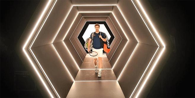 Tenisin yeni 1 numarası Andy Murray