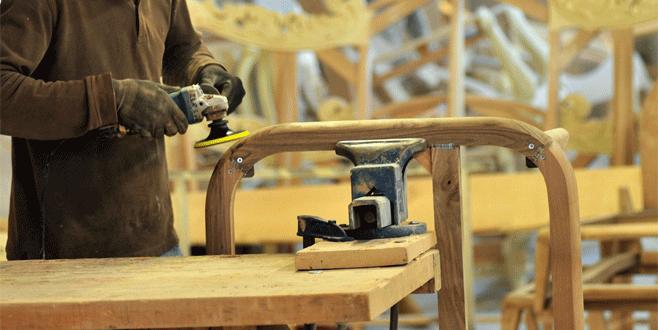 Türk mobilyası el işçiliğinde rakipsiz