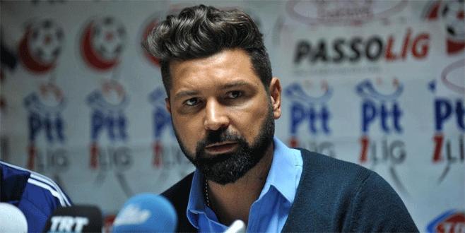 Canlı yayında istifa açıklaması