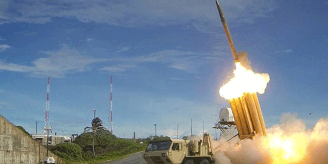 Güney Kore ve Çin arasında THAAD gerilimi