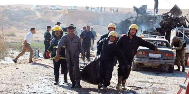 Irak'ta bomba yüklü ambulanslarla saldırı