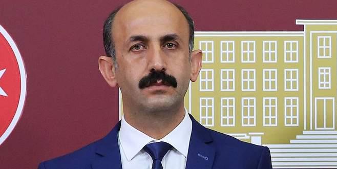 HDP Milletvekili Akdoğan adliyeye sevk edildi