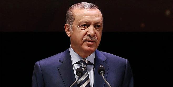 Erdoğan: 'Bu dünyada bunu kimse yutmaz'