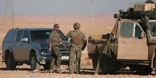 ABD askerleri Rakka'da
