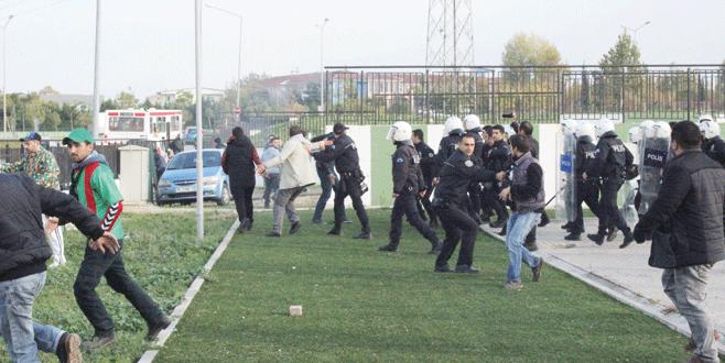 Zaferspor'a 1 Yalova'ya 2 maç ceza