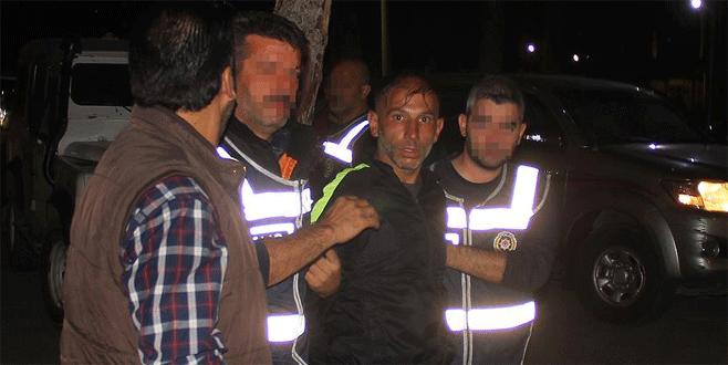17 ayrı suçtan aranan firari kahvehanede yakalandı