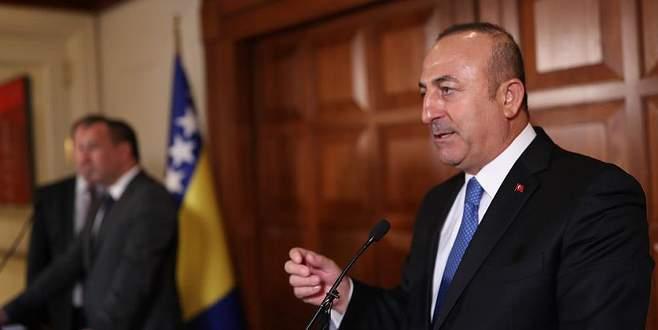 Dışişleri Bakanı Çavuşoğlu'dan Almanya açıklaması