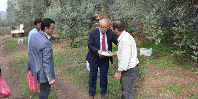 'Çiftçimize desteğe devam ediyoruz'