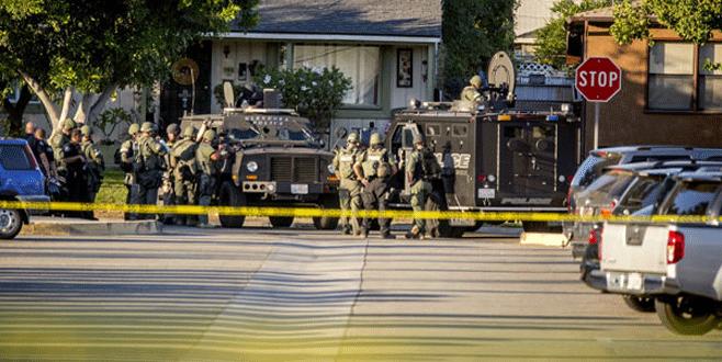 Kaliforniya'da seçim merkezine silahlı saldırı: 1 ölü, 3 yaralı