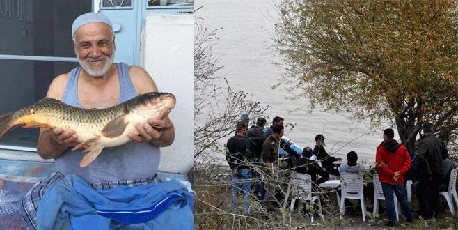 Uluabat Gölü'nde kaybolan balıkçı 3 gündür aranıyor
