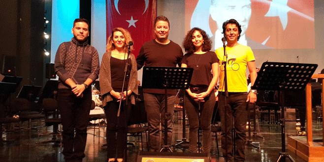 Bursa Senfoni'den 10 Kasım konseri