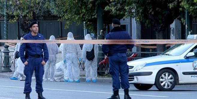 Fransa'nın Atina Büyükelçiliğine bombalı saldırı