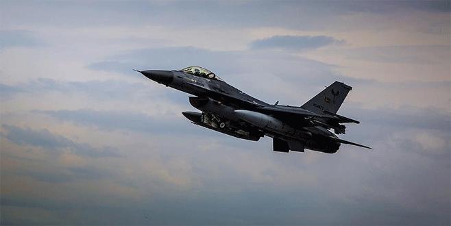 Türk jetlerine 'yerde' görev