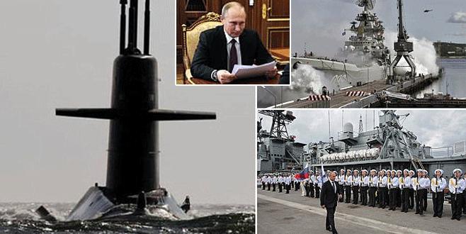 Rusya ve Hollanda arasında denizaltı krizi