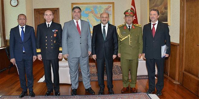 Bakan Işık'tan Irak Büyükelçisi'ne 'PKK' uyarısı