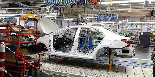 Otomobil üretimi 10 ayda yüzde 15 arttı