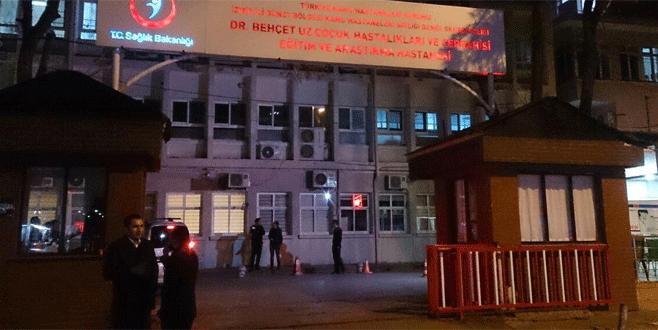 İzmir'de 2 hastanede 80 kişi zehirlendi