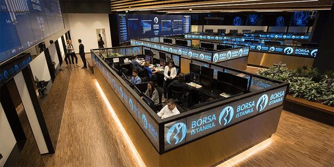 Yabancı Borsa'da 1,1 milyar dolarlık net alım yaptı