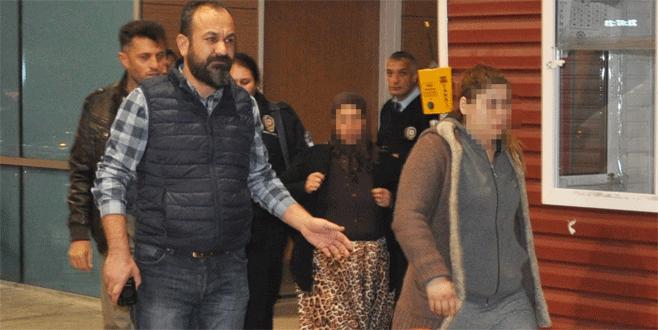 Fal bakma bahanesiyle dolandırıcılık yapan kadın tutuklandı