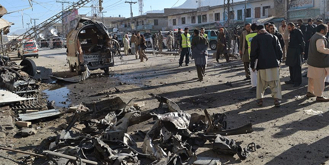 Türbede patlama: 30 ölü, 70 yaralı