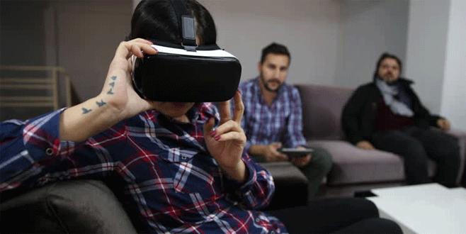Emlak sektöründe 'sanal gerçeklik gözlüğü' dönemi