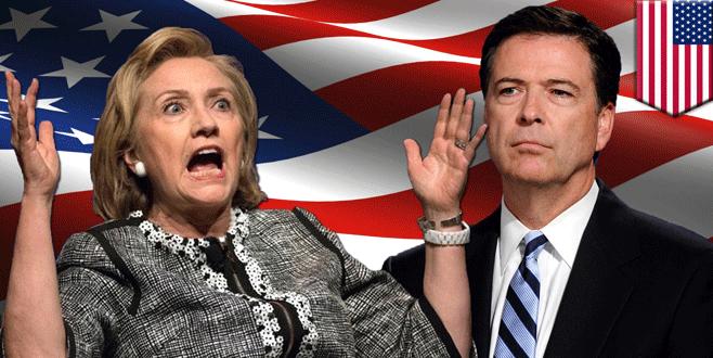 Suçlu FBI direktörü!