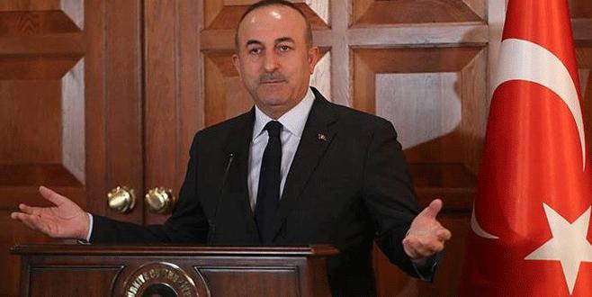 Çavuşoğlu'ndan AP Başkanı'na sert tepki