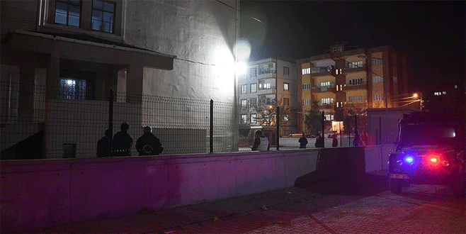 Okula terör saldırısı
