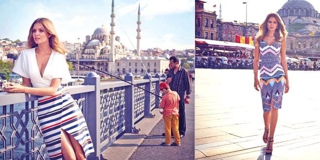 İstanbul'u unutamadı