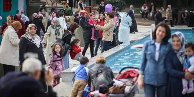 Bursa'da hava sıcaklıkları yükselecek