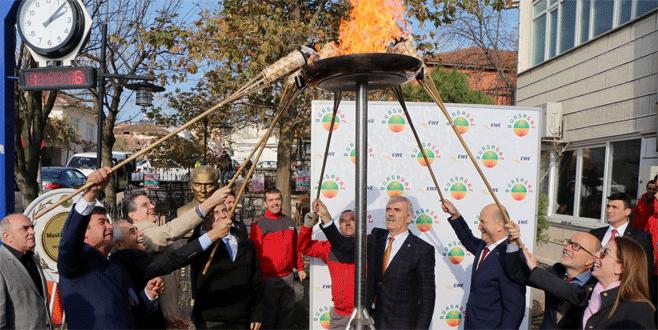 Bursa köyleri doğalgaza kavuşuyor