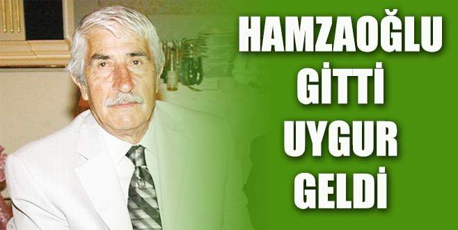 Hamzaoğlu gitti Uygur geldi!