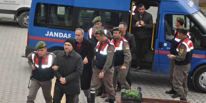 Bursa'da 'Bylock'ta kırmızı liste' operasyonunda 3 tutuklama