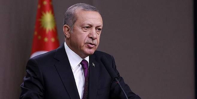 Cumhurbaşkanı Erdoğan'dan 'partili cumhurbaşkanı' açıklaması