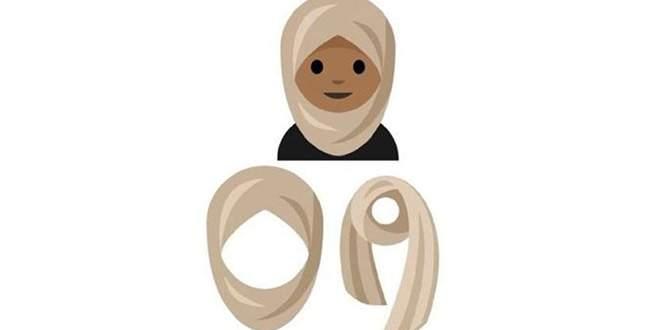 Akıllı telefonlara başörtülü kadın emojisi geliyor