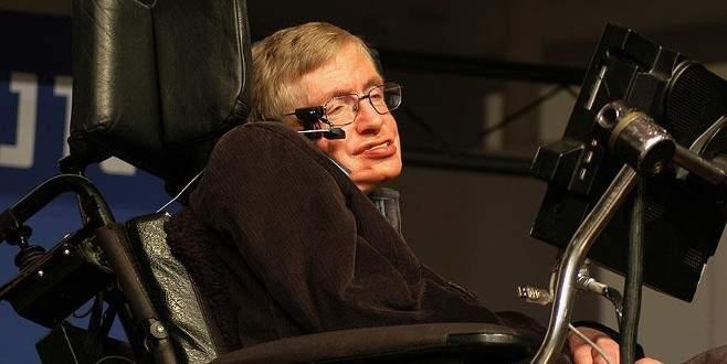 Hawking'den tüm dünyayı korkutan açıklama