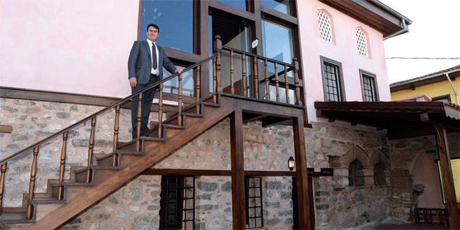 Osmangazi Belediyesi'ne 'Somuncu Baba' ödülü