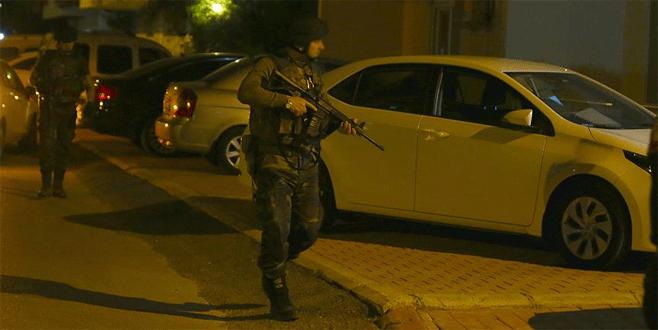 Antalya'da bir terörist ölü ele geçirildi