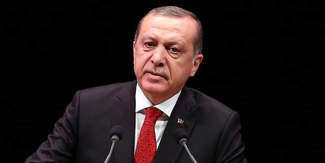 Erdoğan: 'Bu katil sürülerini İslam aleminden söküp atmalıyız'