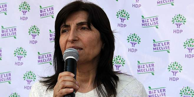 HDP'li eski vekil Şahin tutuklandı