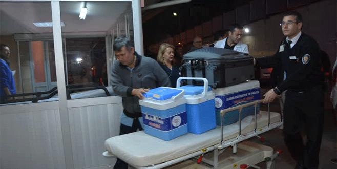 Organlarıyla Bursa'da 3 kişiye hayat verecek