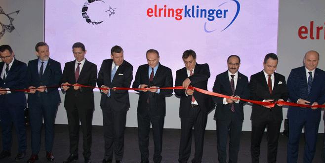 Alman otomotiv devinden Bursa'ya yatırım