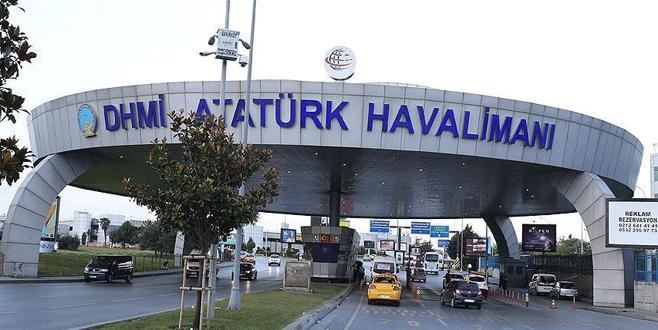 Atatürk Havalimanı'nda 9.5 milyon dolar şoku!