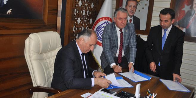 Orhangazi Belediyesi'nde 'Sosyal Denge Sözleşmesi'