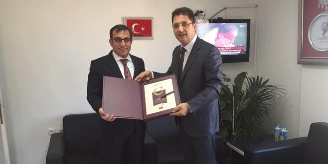 Bursa basını Türkiye'ye örnek