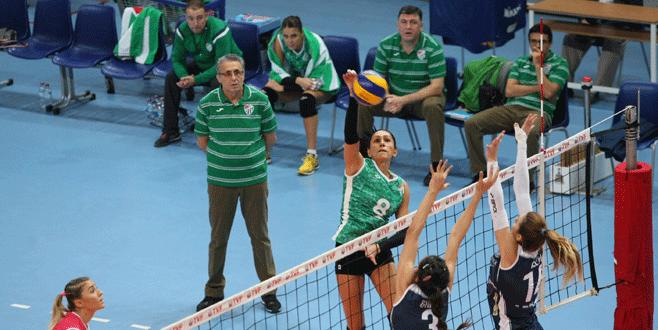 Uvnan İzmir'de kaldı: 2-3