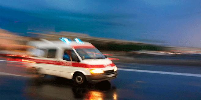 Bursa'da çamaşır suyu içen çocuk hastanelik oldu